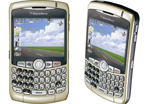 BlackBerry Curve. nh: Cnet