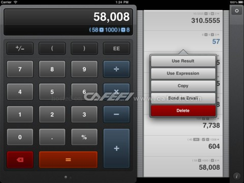 Calcbot – The Intelligent Calculator