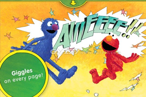Another Monster at the End of This Book…Starring Grover & Elmo!