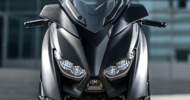 The new Yamaha scooter 'god of wind' reveals new information, enough to usurp the throne of Honda SH photo 2