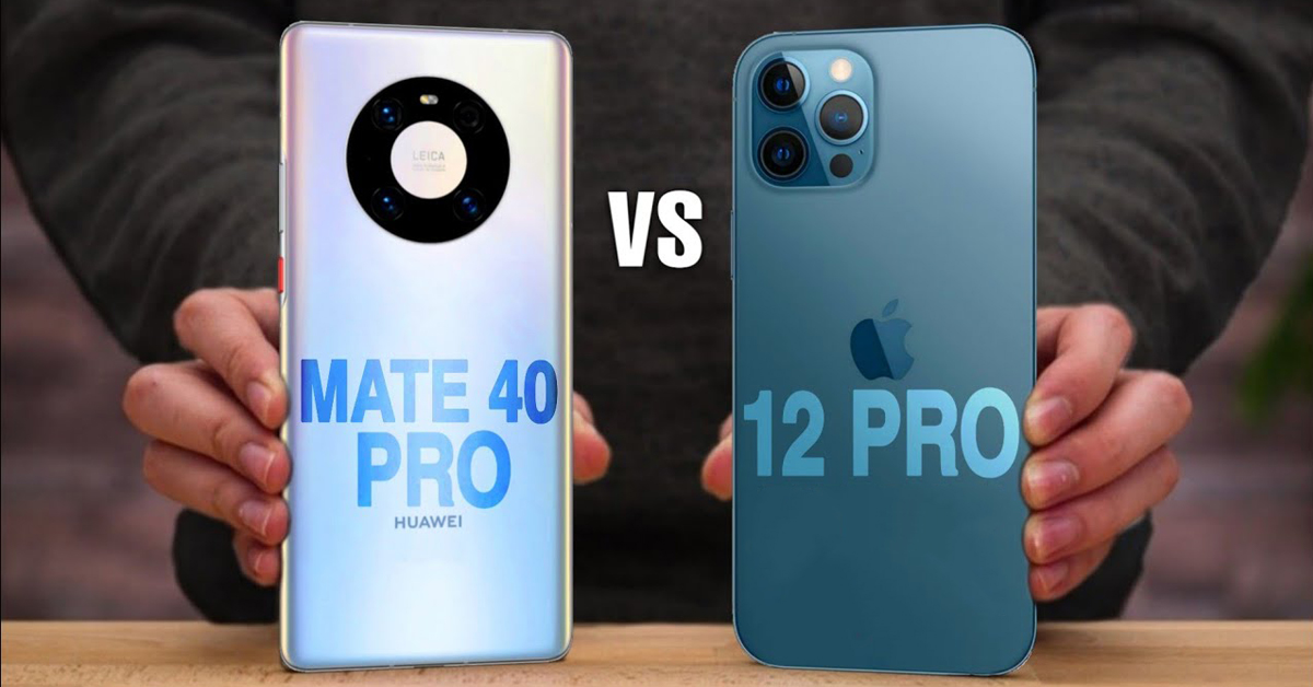 China plays out: Buy a Huawei phone to get ... iPhone 12. The biggest bargain of the year is here