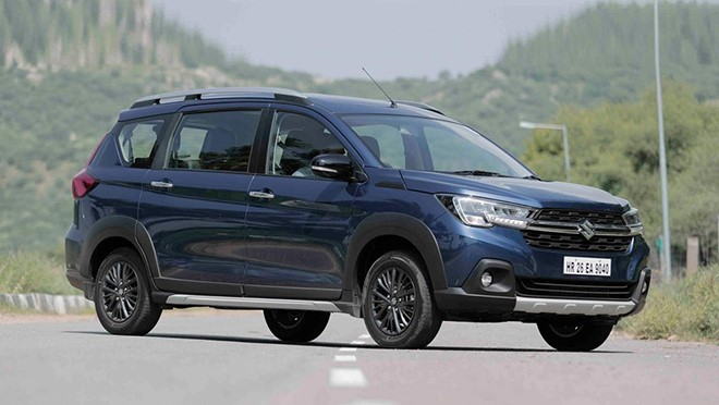 suzuki xl7 is likely to land vietnam in 2020 with the price of vnd 600 million electrodealpro suzuki xl7 is likely to land vietnam