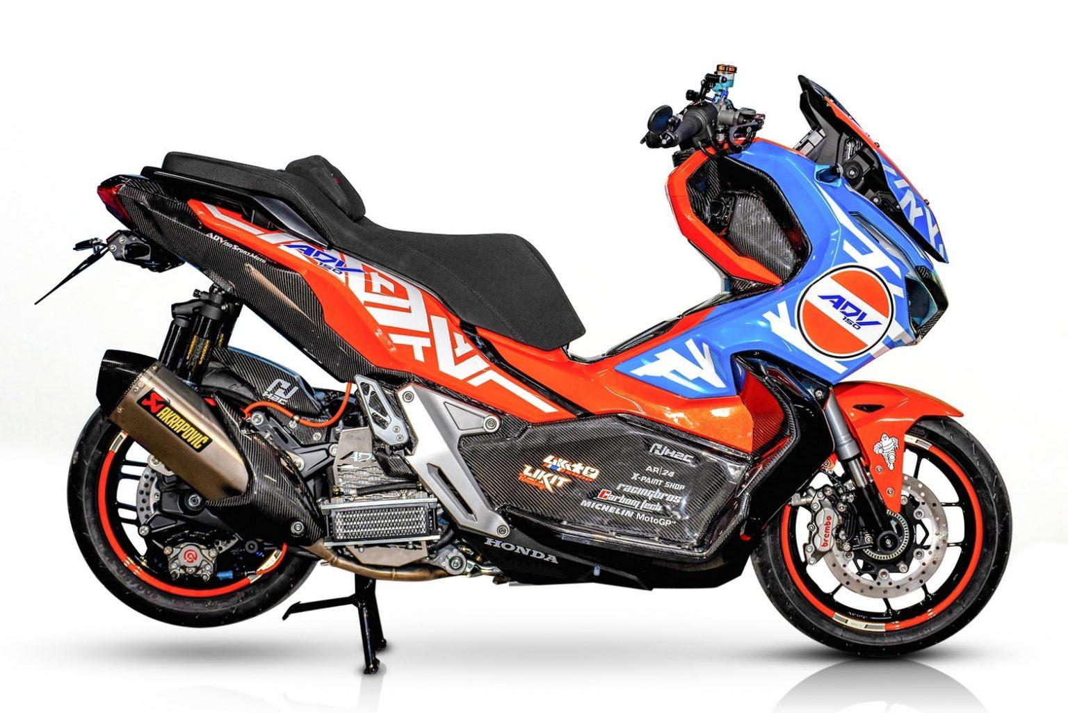 Honda ADV 150 2021 bản thể thao