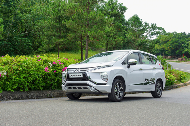 Mitsubishi Xpander reduced by tens of millions: Design