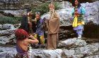 Tây Du Ký 1986: Bí mật giấu kín suốt 35 năm về sông Lưu Sa Hà nơi Đường Tăng thu phục Sa Ngộ Tĩnh
