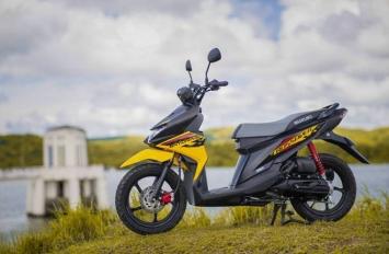 Mẫu xe tay ga mới của Suzuki gây sốt, khiến Honda Vision run rẩy sợ hãi ảnh 1