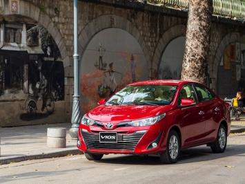 Toyota Vios ngập tràn ưu đãi, thời điểm vàng cho khách Việt tậu xe với giá rẻ ảnh 2