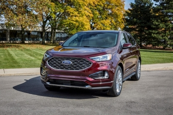 SUV 5 chỗ Ford Edge 2021