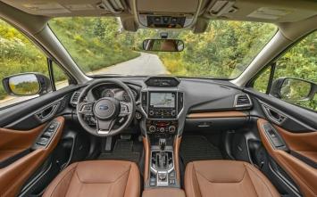 Subaru Forester giảm giá sốc