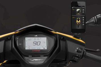 Ngắm mẫu xe ga 20 triệu đấu Honda Air Blade 125 cực gắt, thiết kế khiến SH Mode khóc thét ảnh 3
