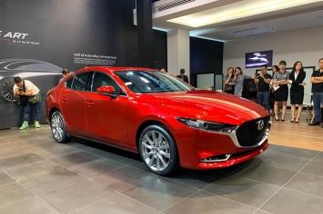 Giải thưởng Xe của năm 2020: Xe bán chạy nhất của Mazda tại Việt Nam xuất sắc lọt top