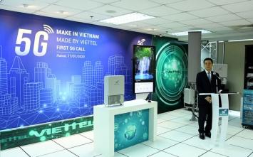 Tự phát triển và chính thức triển khai công nghệ 5G, báo quốc tế nhận xét đầy tự hào về Viettel