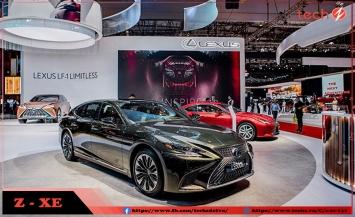 Lượng xe bán ra tháng 1/2020 của Toyota Việt Nam giảm mạnh đến 48%