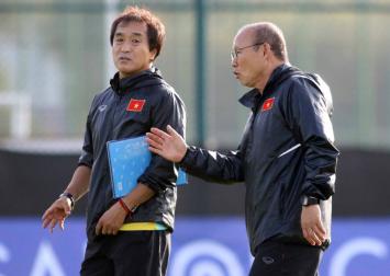 HLV Park Hang Seo bất ngờ… hủy bỏ danh sách tập trung Đội tuyển Việt Nam