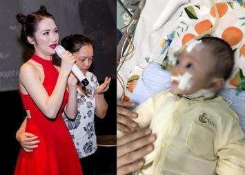 Vừa khẩn thiết cầu cứu sự giúp đỡ của CĐM, Hòa Minzy đã báo tin buồn khiến khán giả bàng hoàng