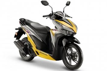 'Đàn em' Honda SH giá chỉ 55 triệu: Ngoại hình 'nuột' hơn Honda Vision, trang bị 'ăn đứt' Air Blade