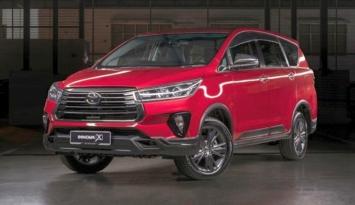 Hot: Toyota Innova đời mới ra mắt: Giá từ 600 triệu, thiết kế 'thổi bay' Mitsubishi Xpander