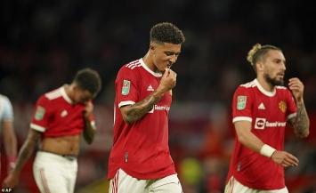 West Ham loại Man Utd khỏi Cúp Liên đoàn Anh