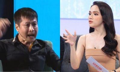 Hương Giang tranh cãi kịch liệt với Lê Hoàng trên sóng truyền hình khiến dư luận chia làm 2 phe