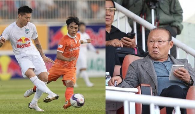 Được HLV Park 'chấm' chỉ sau 1 trận đấu, 'nhân tố X' thay thế Đỗ Hùng Dũng ở ĐT Việt Nam là ai?