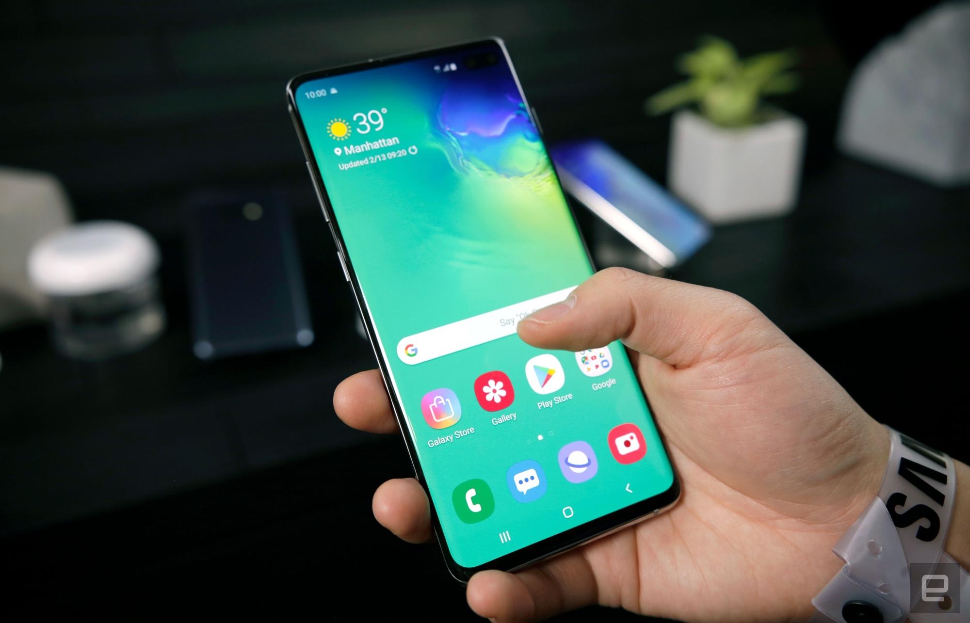 Trên tay Samsung Galaxy S10 và S10+: Đẹp hoàn mỹ và rất nhiều những thay đổi lớn!